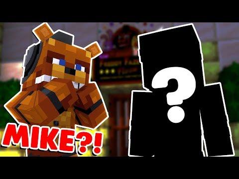 Getting Mike Back  Minecraft FNAF Roleplay
