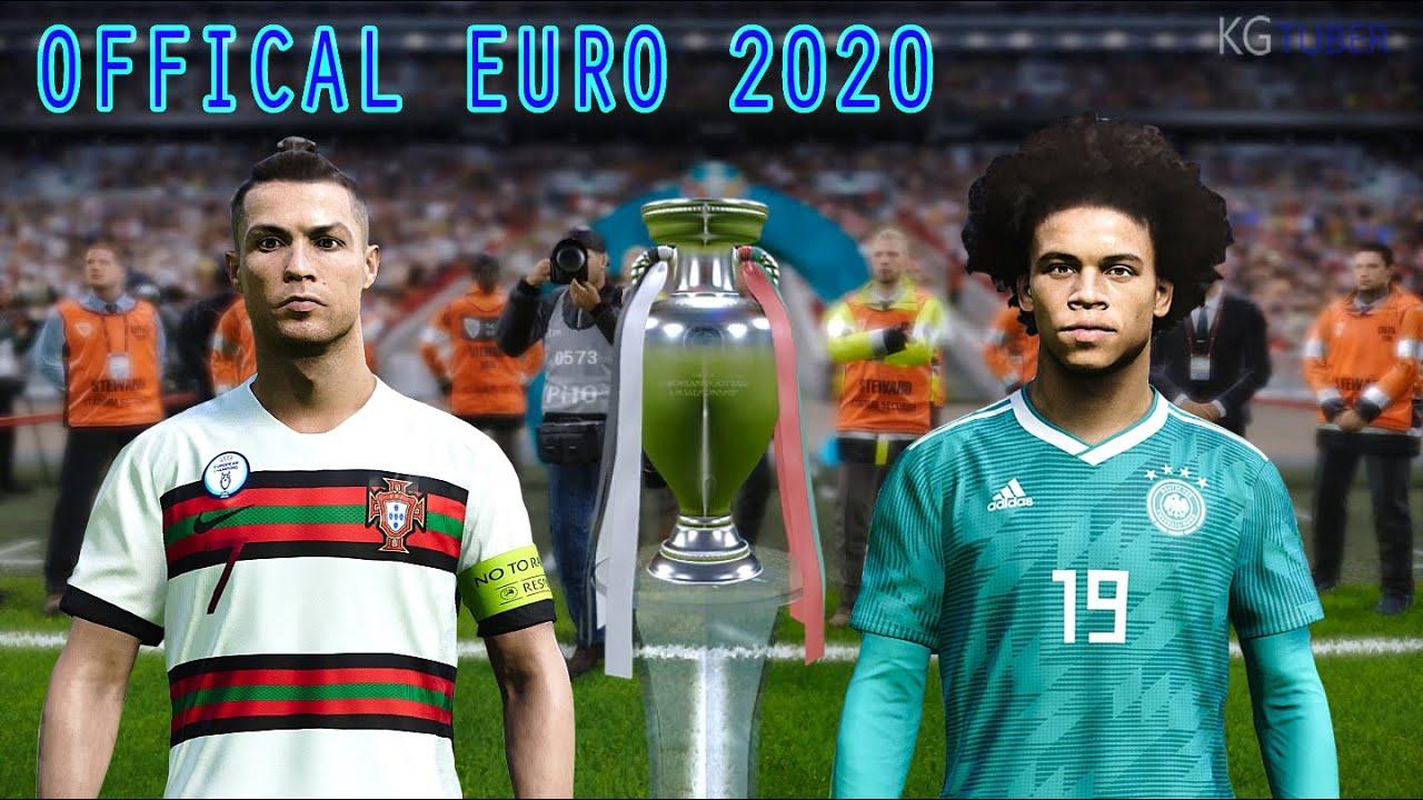 Euro 2021 Polen Portugal