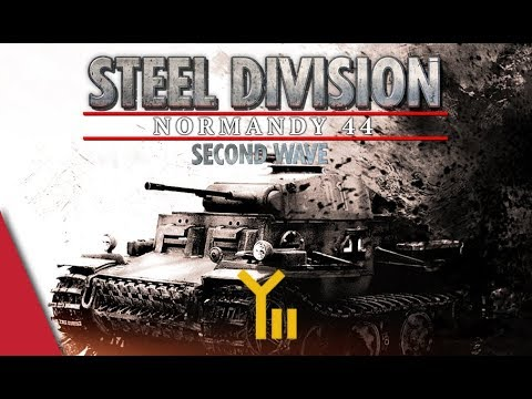 SECOND WAVE DLC! 9th Panzer (Schnelle Division) - Steel Division: Normandy 44 Battlegroup Preview #4