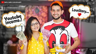 Q & A | Love Story | Youtube Income