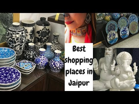 SHOPPING IN JAIPUR | BEST PLACES TO SHOP | BEST PRICES IN JAIPUR | Shimmer and Muse by Sapna
