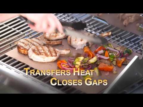 Copper Chef Grill Mat