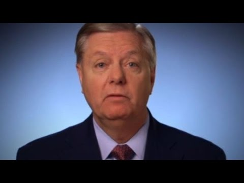 A Message From Lindsey Graham. I QUIT!