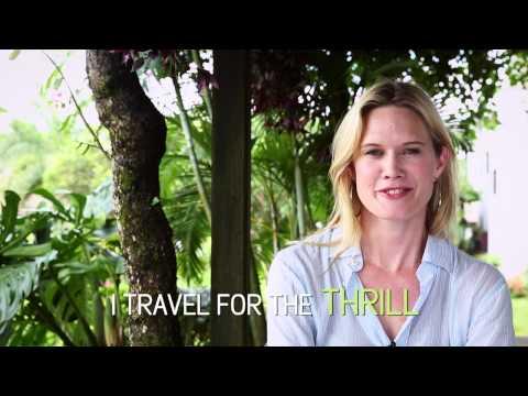 Stephanie March: Why I Travel