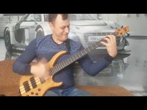 Victor Wooten - U Can't Hold No Groove (Bass cover)