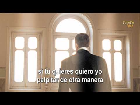 Miguel Bosé - Olvídame Tú (Official CantoYo Video) from YouTube · Duration:  4 minutes 42 seconds
