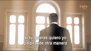 Miguel Bosé - Olvídame Tú (Official CantoYo Video)