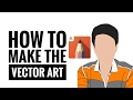 Picsart Editing Tutorial - How to make Cartoon like image in picsart || Vector Picsart Tutorial E2