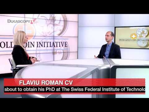 Swiss Gold Coin Initiative