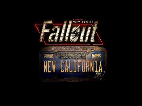 Fallout: New California Mod 2018 Action Teaser Trailer - Fallout: New Vegas 4K