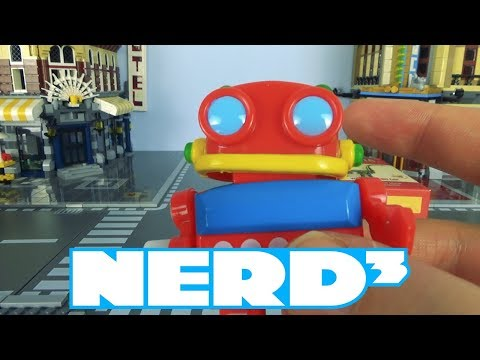 Nerd³ Toys - You Winding Me Up?
