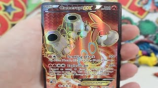 Opening A Groudon Primal Clash Elite Trainer Box!