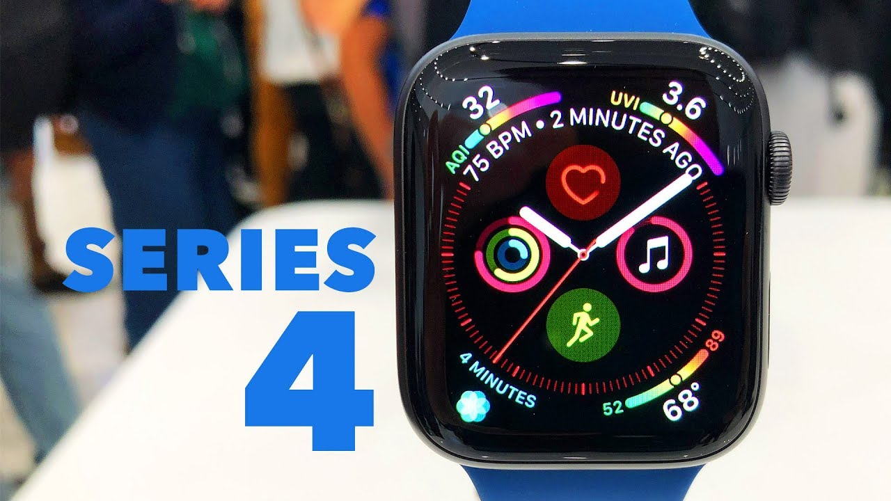 Test: Apple Watch Series 2