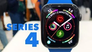 Apple Watch Series 4 im Test: das Hands-on | deutsch