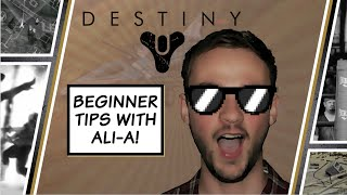 Destiny Tips and Tricks with Ali-A!