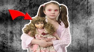 Come Play With Us! She Turned Into A Doll! Escaping The Doll Maker!