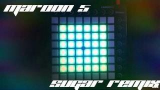 Download Maroon 5 - Sugar (Sebastian Wibe Remix) Launchpad MK2 Cover + Project File Mp3