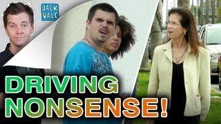 Nonsense Talker!