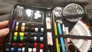 Evergreen Art Supply Travel Sewing Kit Review
