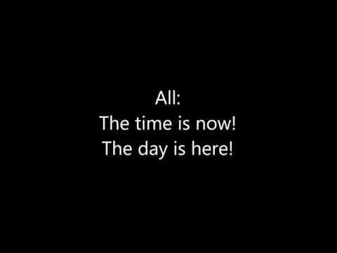 One Day More-Les Miserables