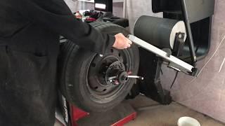 Балансировка колес Видео 2