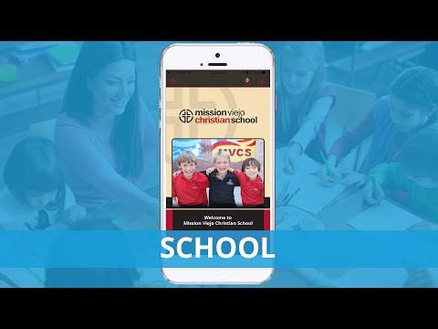 Mission Viejo Christian School App