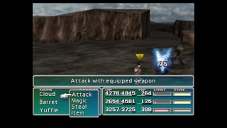 OPHclAsics Presents Final Fantasy 7. Episode 24. Grinding 4 Limits.