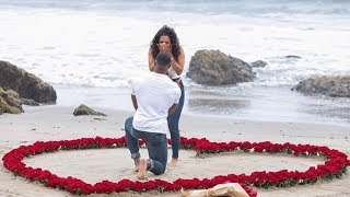 THE BEST PROPOSAL OF ALL TIME!