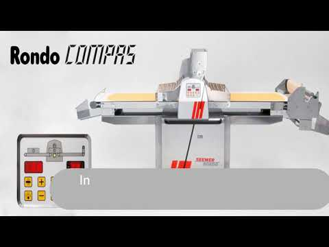 Moffat Bakery RONDO 70th Anniversary COMPAS Electronic Sheeter Trade in promotion