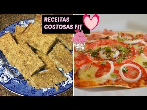 receitas-saudÁveis-rÁpidas-e-fÁceis- -bolo-de-banana-e-pizza-fit-#01