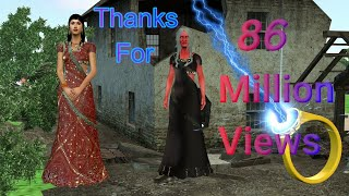 चुड़ैल की बेटी Part 2 Horror Story | Horror Kahaniya | Hindi Moral Stories | Hindi Scary Stories