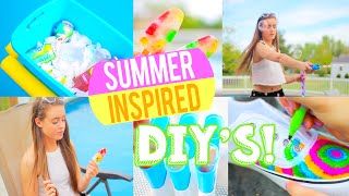 Summer Inspired Diys! | Breezylynn08