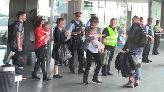 Los Rollings Stones aterrizan en Barcelona