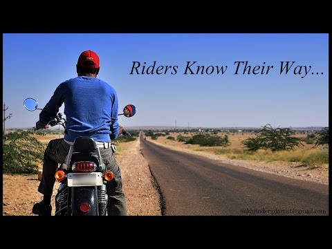 Rajasthan Tour in 10 Days on Royal Enfield - Riders Know Their Way...