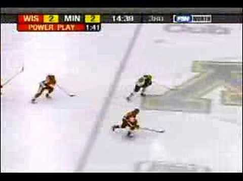 11-05-04 Minnesota Vs. Wisconsin Hockey