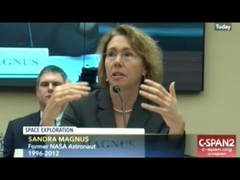 Congressional Hearing On The Future Of Space Exploration