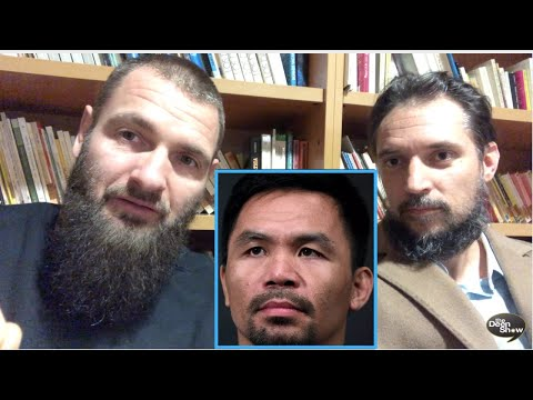 MUSLIMS SEND STUNNING MESSAGE FOR MANNY PACQUIAO