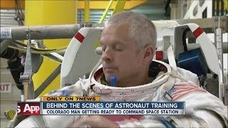 Behind the scenes of astronaut training