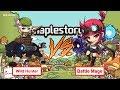 [MapleStory M ] Wild Hunter VS Battle Mage