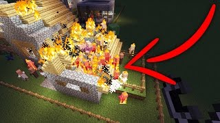 HOW TO GRIEF THIS HOUSE - HILARIOUS MINECRAFT PUZZLE