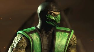 РЕПТИЛИЯ И ПРОКЛЯТЬЕ ЛЕНИВЦА И ЭЛИТНАЯ БАШНЯ ТРИБОРГА | Mortal Kombat X