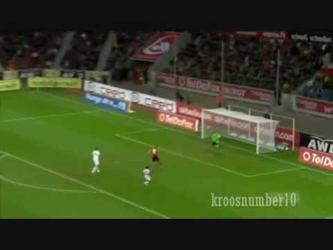 Toni Kroos Highlights of the Bundesliga Season 2009/2010
