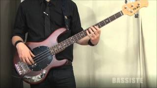 Test - Sterling (by MusicMan) Sub Series Ray 4