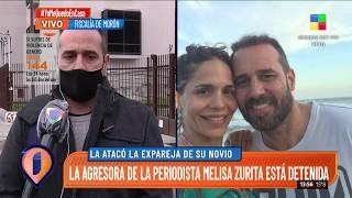 El calvario que vivió Melisa Zurita, la periodista que fue atacada en su casa