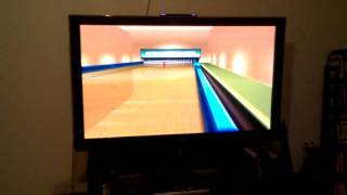 Wii bowling power throw explosion switch cheat