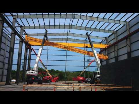 Progressive Crane -- Cranes Portfolio