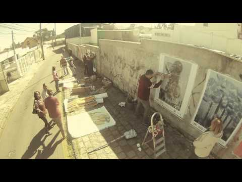 Muros Visuais de Curitiba -  APAP-PR