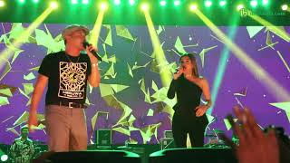 Download Shaggydog Feat Nella Kharisma - Ambilkan Gelas - Live Lapangan kridosono Blora