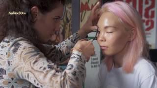 MASHA FRANTSEVICH Make up Tutorial   Beauty Fix