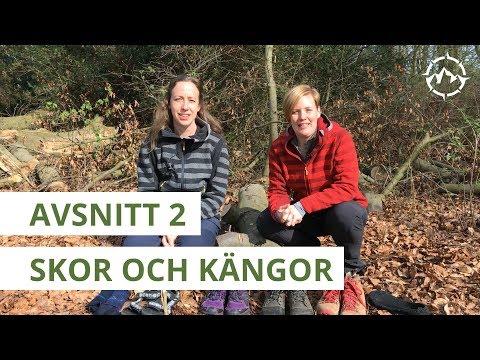Skor och Kängor Vandringsguiden.se